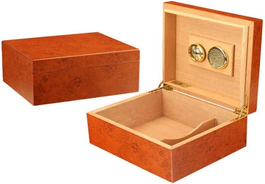 JF-XUAN Humidors Cigar Box Pine Popular overseas Small Humidor Por Under blast sales