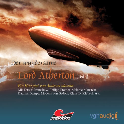 Der wundersame Lord Atherton Teil 3 audiobook cover art