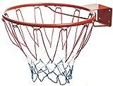 Mondo Toys - Cerchio da Basket/Pallacanestro per Bambini e adulti - Cerchio da Basket da e...