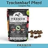 Fresco Dog Trockenbarf Complete Plus Pferd 2,5kg