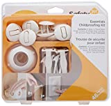 Safety 1st Essentials Childproofing Kit, 46 Pack