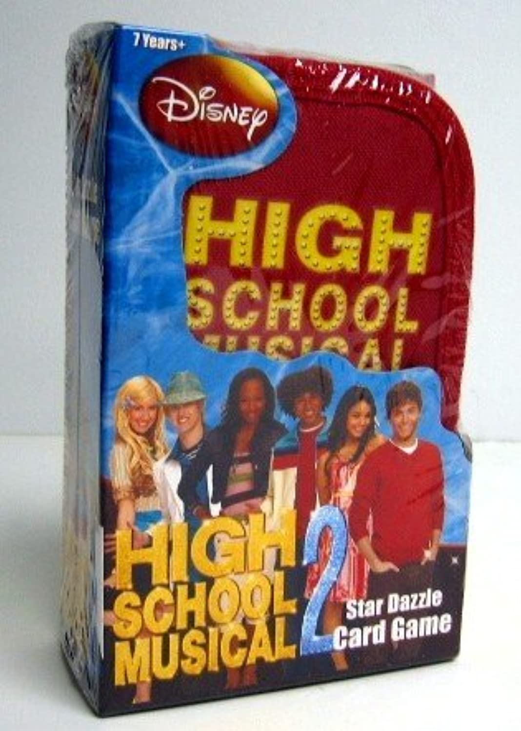 High School Musical 2STAR DAZZLE Card GameDisney Exclusive