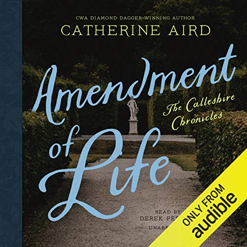 Amendment of Life cover art