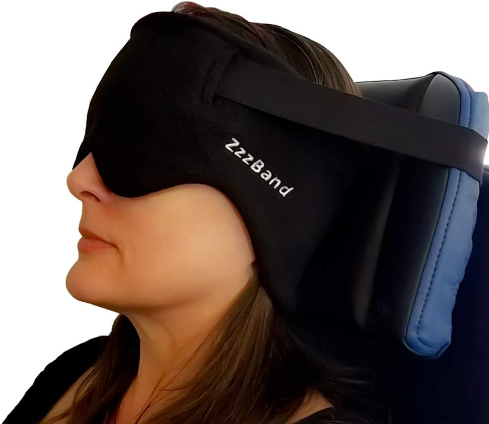 ZzzBand - Pilot Created Travel Seasonal Wrap Introduction price Necks The Alternative Be Pillow