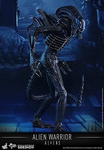 Hot Toys 1986 James Cameron Aliens Alien Warrior 1 6 Scale Figure MMS354 by Hot Toys
