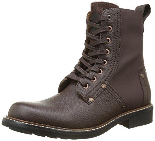 G-Star Herren Labour Combat Boots, Braun (Dk Brown 288), 44 EU
