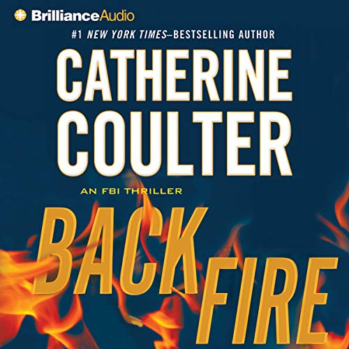 Backfire Audiobook By Catherine Coulter cover art