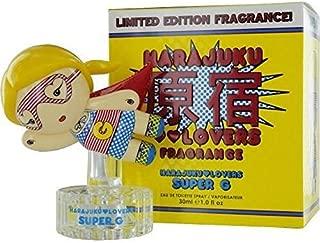 Harajuku Lovers Super G By Gwen Stefani Edt Spray 1 Oz (Limited Edition) for Women 1 pcs sku# 1773573MA