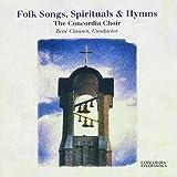 Folk Songs, Spirituals, and Hymns