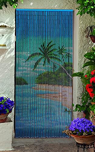 Deco4Me Türvorhang 90x200 Bild