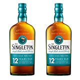 Singleton Of Dufftown 736610 - Lote de 2 Botes de Whisky (40%, 700 ml)