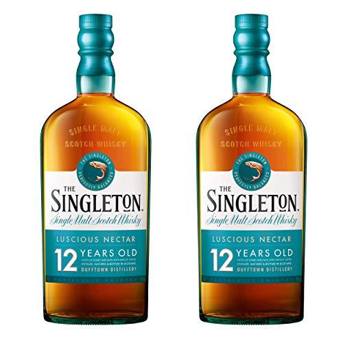 Singleton Of Dufftown 12 Years/Jahre, 2er, Malt, Whisky, Scotch, Alkohol, Alkoholgetränk, Flasche, 40%, 700 ml, 736610