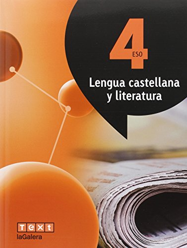 Lengua castellana y literatura 4 ESO Atòmium - 9788441223028