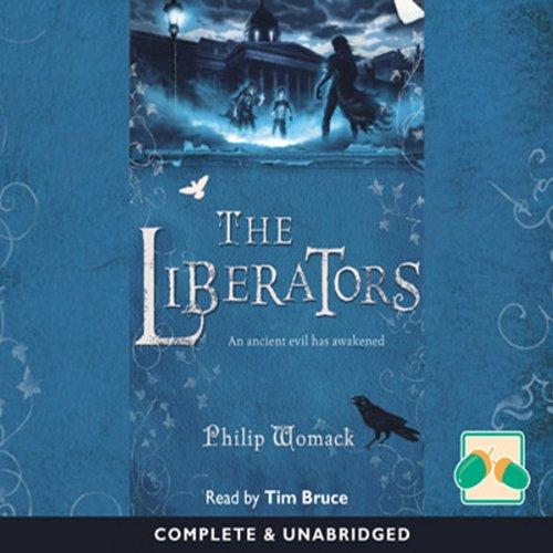 The Liberators cover art
