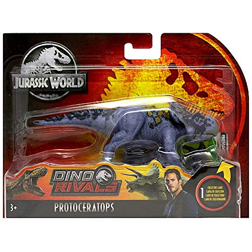 Protoceratops Jurassic Dino Rivals Posable Dinosaur 4'