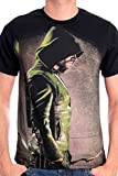 Arrow - The Hooded Archer Homme T-Shirt - Noir - Taille X-Large