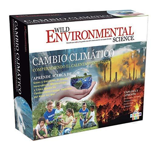 Cefa Toys 21847 Environmental Science: ESTUDIO CAMBIO CLIMÁTICO WILD Versand: Studio-Klimaveränderung