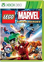 لگو: مارول سوپر قهرمانان، XBOX 360