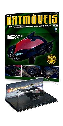 Batmóvel. Batman & Robin #1