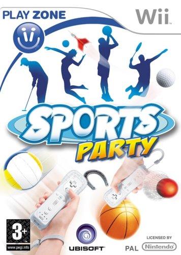 Sports Party (Wii) [Edizione: Regno Unito]