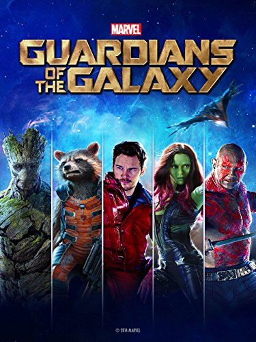 Marvel Studios Guardians of the Galaxy (4K UHD)