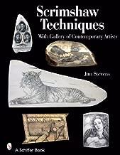 Scrimshaw Techniques (Schiffer Books)
