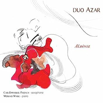 Duo Azar: Albéniz