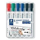Staedtler Lumocolor 351 WP6 X Whiteboard-Marker