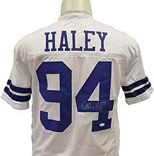 dallas cowboys charles haley jersey