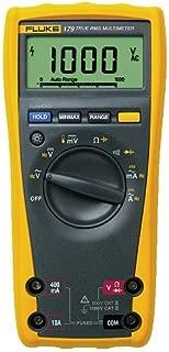 Bundle - 2 items: Fluke 179 DMM, 1000V, TRMS, Temperature and Fluke 2AC Volt-...