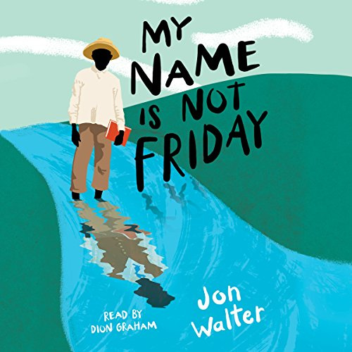 My Name Is Not Friday audiobook cover art