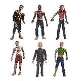 KEBY Walking Dead Zombie Puppen Statische Modelle Figuren Spielzeug Terror Corpse Actionfiguren...