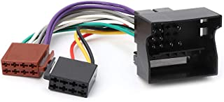 siwetg Auto Stereo Radio Iso Kabel Verdrahtung Stecker Adapter Für Peugeot 207 307 407