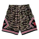 Mitchell & Ness Short Chicago Bulls Tiger Camo