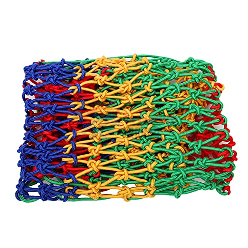 AMDHZ Child Safety Net, Safety Net Durable, Barrier Protector Climbing Netting Fence Decor Hanging NetworkForBalcony/Garden/Playground (Color : 8mm Rope, Size : 6x8m(20x26ft))