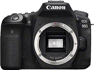 Canon EOS 90D - Cámara Réflex de 32.5 MP (Sensor APS-C, 45 Puntos AF, Disparos de 10fps, EOS Movie 4k+Full HD, Wi-fi, Bluetooth) Negro (B07X512WW9) | Amazon price tracker / tracking, Amazon price history charts, Amazon price watches, Amazon price drop alerts