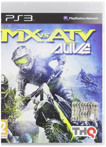 MX vs. ATV Alive - Platinum Edition