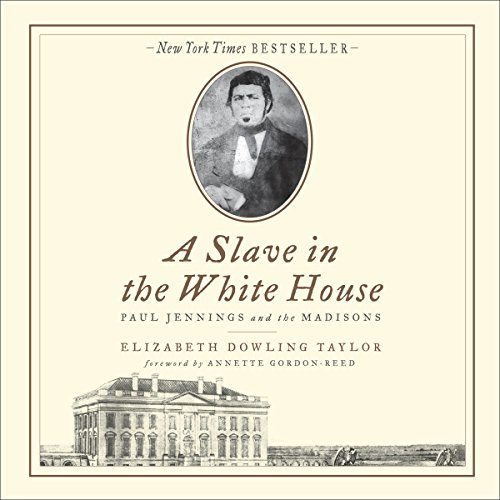 Slave in the White House cover art