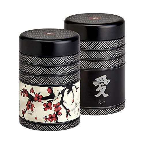 Eigenart -  Teedosen Kyoto rund