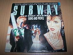 It's only mystery ('Subway', 1985) / Vinyl single [Vinyl-Single 7'']