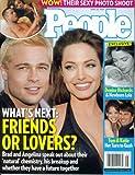 People Magazine: Brad Pitt, Angelina Jolie (June 20, 2005)