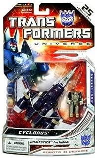 Hasbro Transformers Universe Deluxe Figure Cyclonus