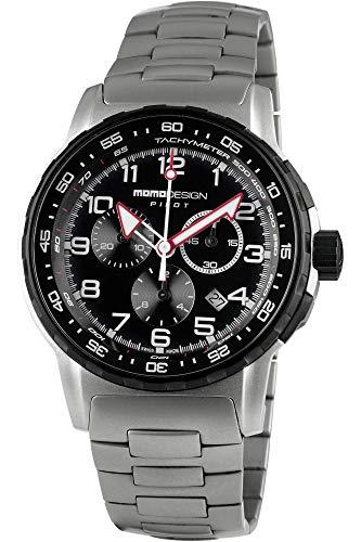 MOMO Design Lässige Uhr MD2164SS-40