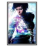 Film Ghost In The Shell Poster Leinwanddruck Tapete Bar