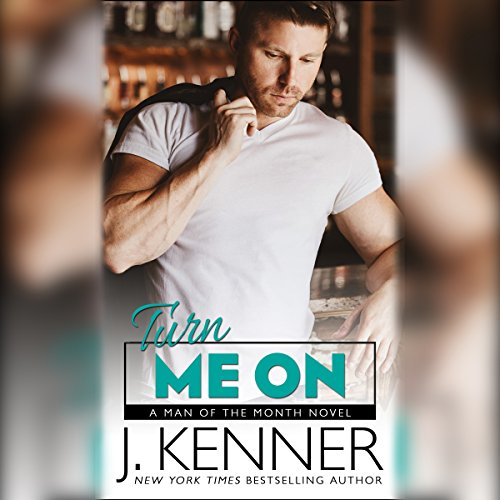 Turn Me On audiobook cover art