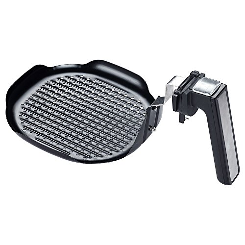 GoWISE USA Air Fryer Grill Pan Insert for GoWISE USA 5.8 Quart Models - GW22731, GW22735, GW22745, GW22746