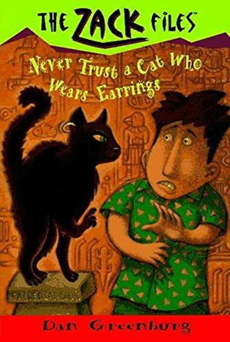 Zack Files 07: Never Trust a Cat Who Wears Earrings (The Zack Files)の詳細を見る