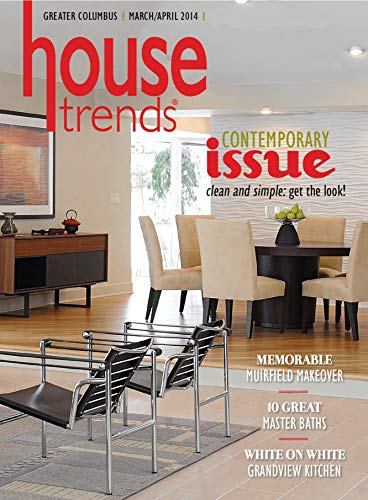 HOUSE TRENDS: CONTEMPORARY ISSUE (English Edition)