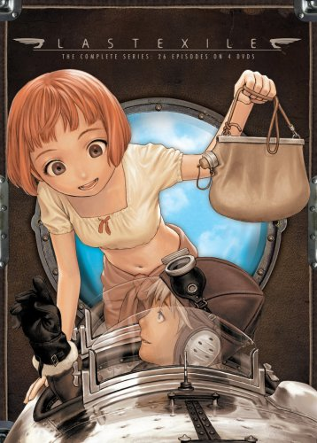 Last Exile: The Complete Series Box Set -  DVD, Johnny Yong Bosch