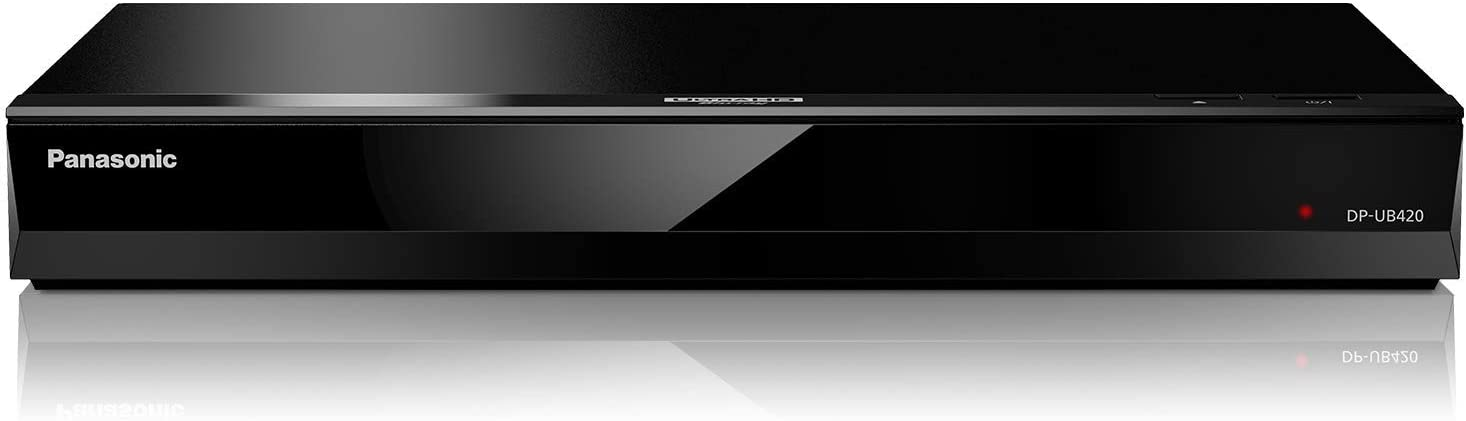 Panasonic Max 47% OFF 4K Sale SALE% OFF Ultra HD Blu-ray Player Hybr HDR10 HDR10+ and with